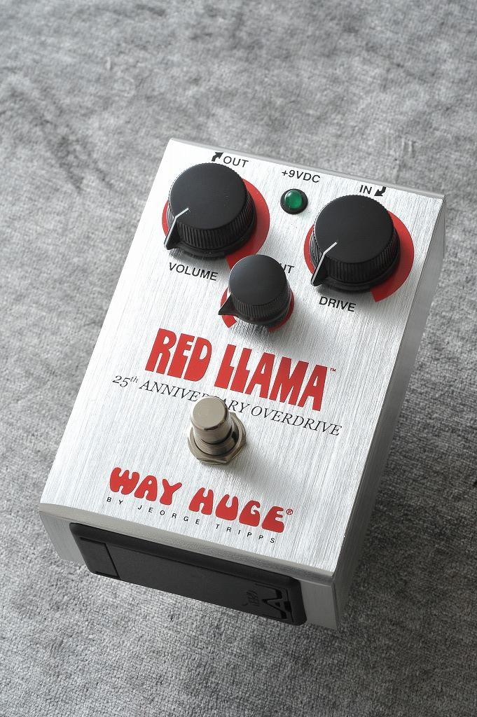WAYHUGE WHE206 RED LLAMA 【送料無料】 【ONLINE STORE】