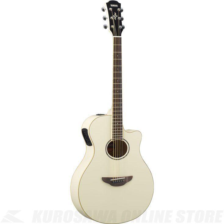 Yamaha APX600/VW(ビンテージホワイト)(アコースティックギター/エレアコ)(送料無料)【新品】【ONLINE STORE】