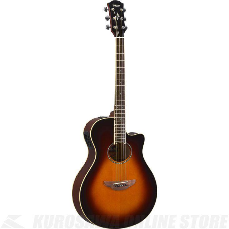 Yamaha APX600/OVS(オールドバイオリンサンバースト)(アコースティックギター/エレアコ)(送料無料)【新品】【ONLINE STORE】