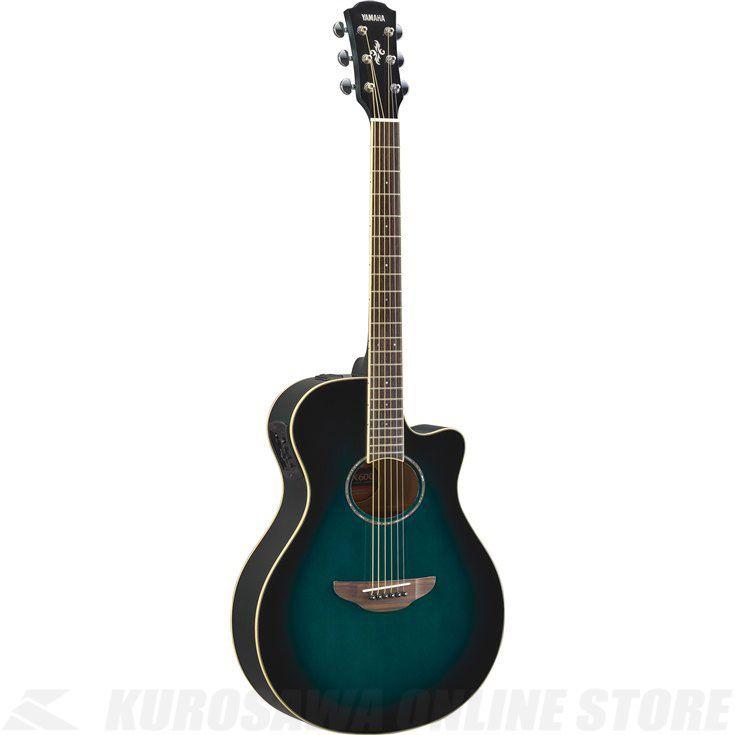 Yamaha APX600/OBB(オリエンタルブルーバースト)(アコースティックギター/エレアコ)(送料無料)【新品】【ONLINE STORE】
