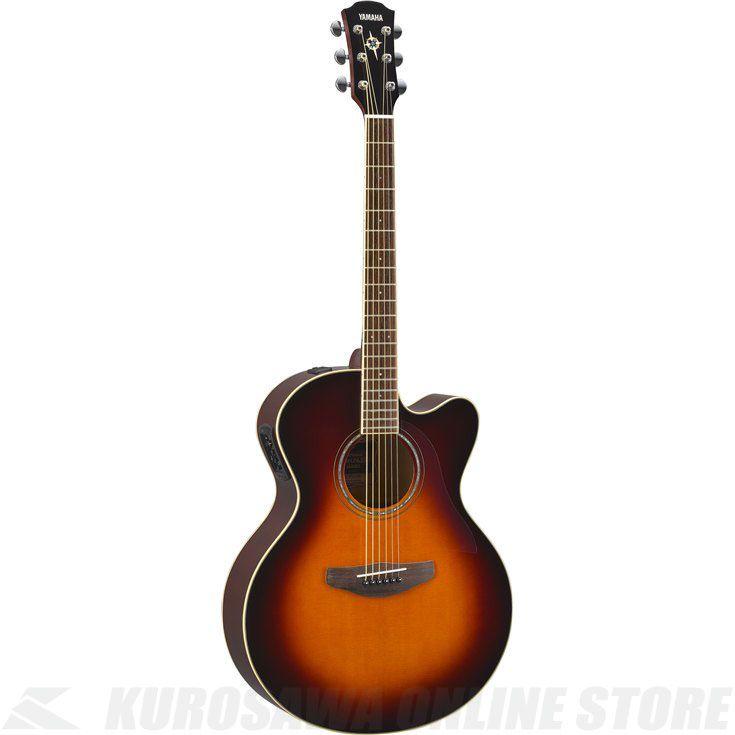 Yamaha CPX600/OVS(オールドバイオリンサンバースト)(アコースティックギター/エレアコ)(送料無料)【新品】【ONLINE STORE】