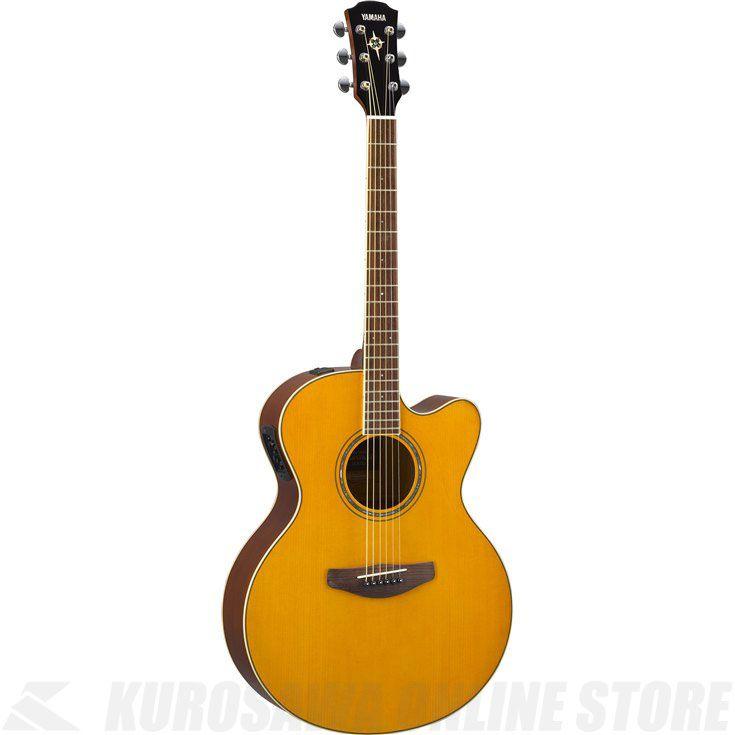 Yamaha CPX600/VT(ビンテージティント)(アコースティックギター/エレアコ)(送料無料)【新品】【ONLINE STORE】