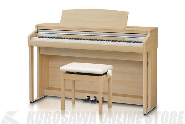 Kawai CA48LO【プレミアムライトオーク調】(高低自在椅子&ヘッドフォン付属)(デジタルピアノ)(送料無料)【新品】【ONLINE STORE】