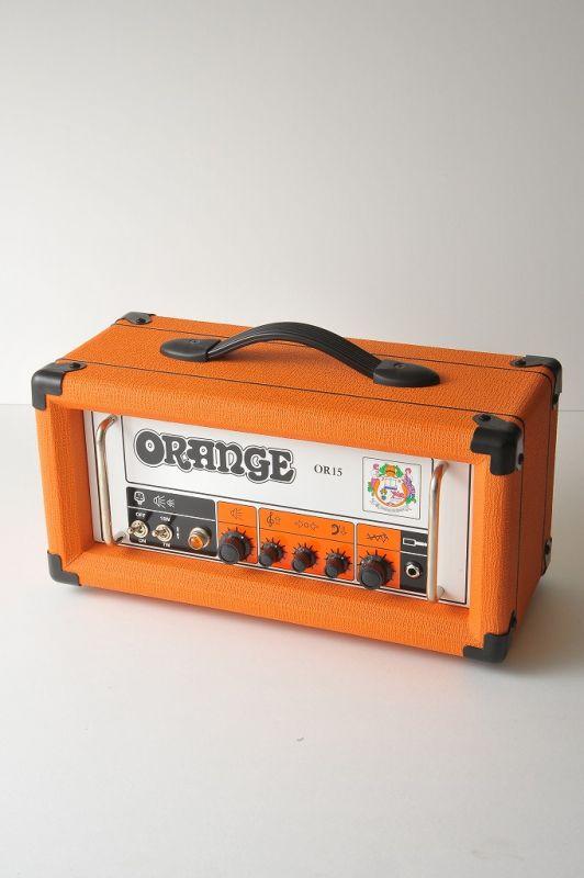 ORANGE OR15《ギターヘッドアンプ》【送料無料】【ONLINE STORE】