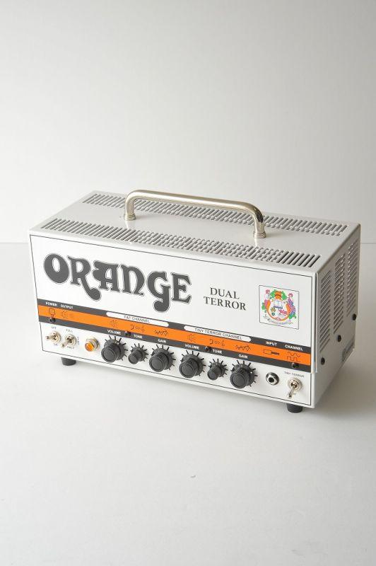 ORANGE Terror Series Dual Terror [Dual Terror]《ギターアンプ/ヘッドアンプ》【送料無料】【ONLINE STORE】