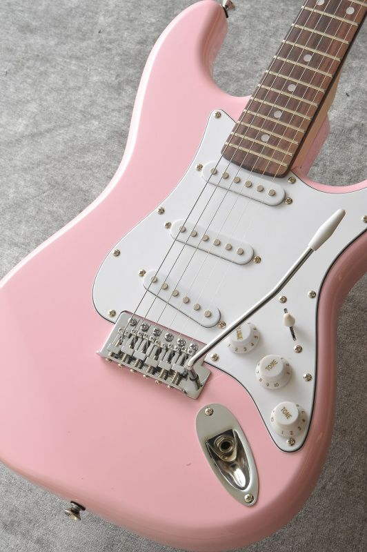 Legend LST-MINI KWPK(Kawaii Pink)《ミニサイズギター》【ONLINE STORE】