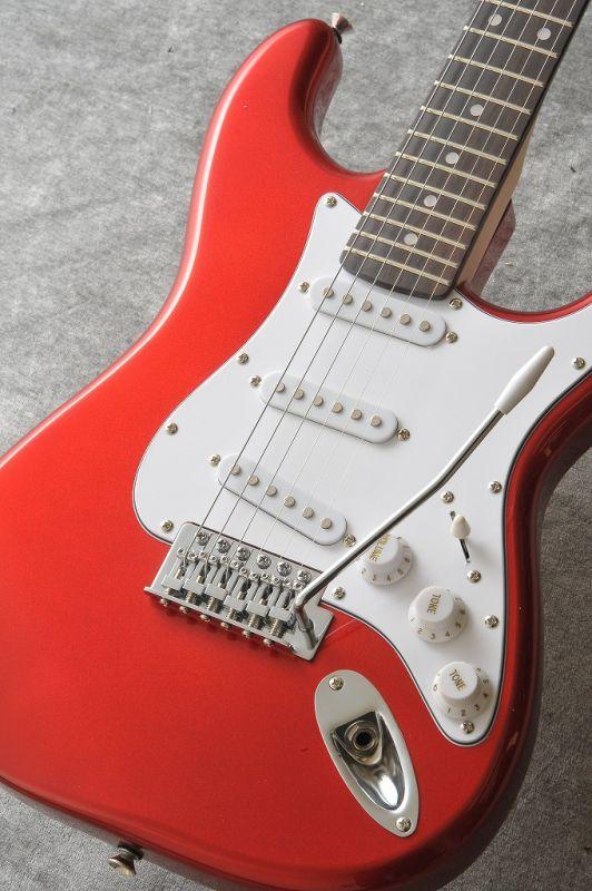 Legend LST-MINI CA(Candy Apple Red)《ミニサイズギター》【ORANGEミニアンプセット】 【ONLINE STORE】