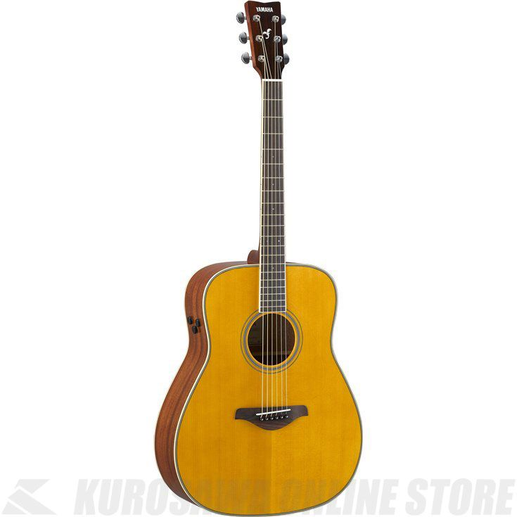 Yamaha FG-TA/VT(ビンテージティント)(トランスアコースティックギター)(送料無料)【新品】【ONLINE STORE】