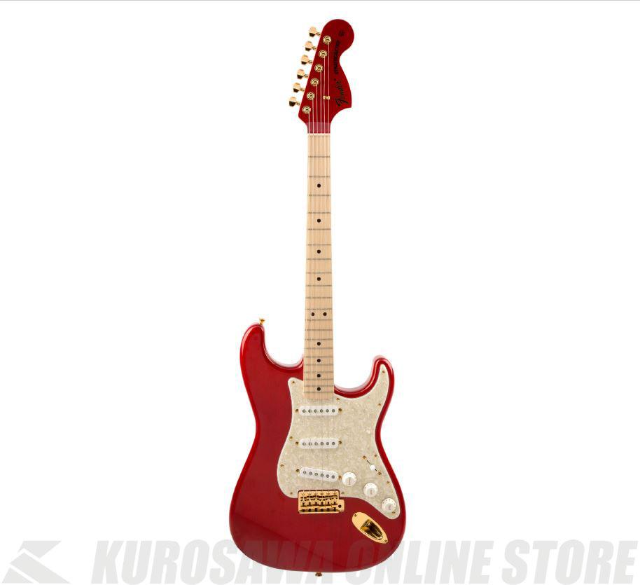 Fender MAMI STRATOCASTER/SCANDALシグネイチャーモデル[5650870309]【エレキギター】《フェンダー》(12月下旬発売予定・ご予約受付中) 【送料無料】【ONLINE STORE】