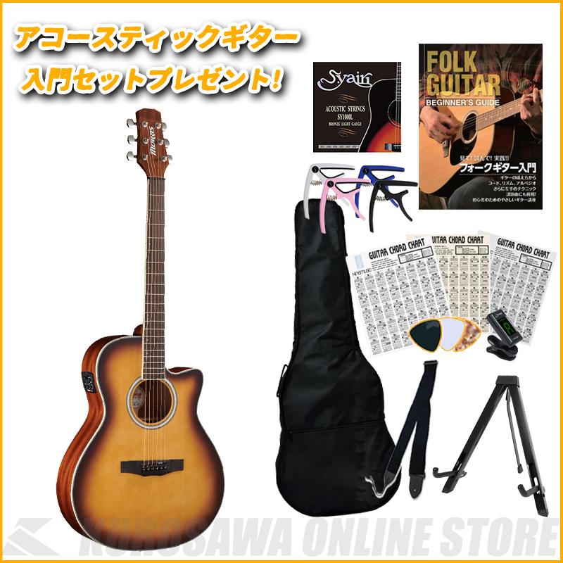 アコースティックギター 《モーリス》 MORRIS R-011 TS ディスカウント ついに入荷 STORE 送料無料 アコースティックギター入門セットプレゼント ONLINE ご予約受付中