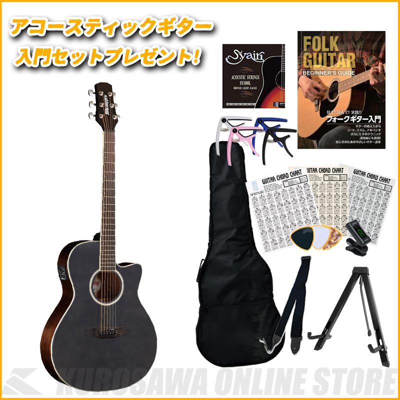 アコースティックギター 《モーリス》 MORRIS R-011 SBK 割引も実施中 ONLINE STORE ご予約受付中 アコースティックギター入門セットプレゼント 超特価 送料無料