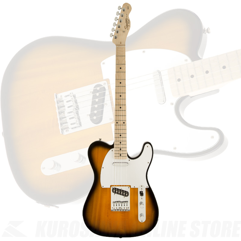 Squier by Fender Affinity Series Telecaster 2-Color Sunburst【送料無料】 【ONLINE STORE】