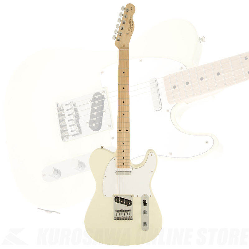 Squier by Fender Affinity Series Telecaster Arctic White【送料無料】 【ONLINE STORE】