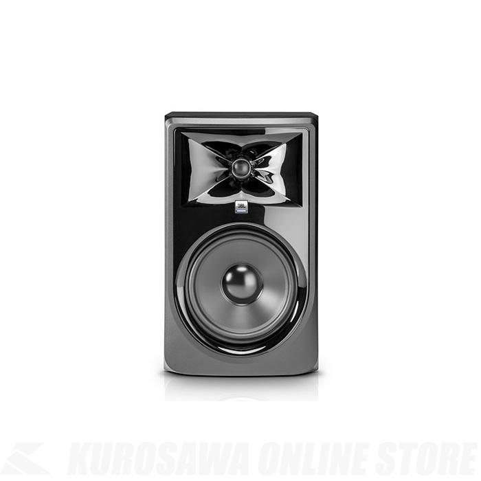 JBL PROFESSIONAL 308P MkII《パワードスタジオモニター》【送料無料】 (1本) 【ONLINE STORE】