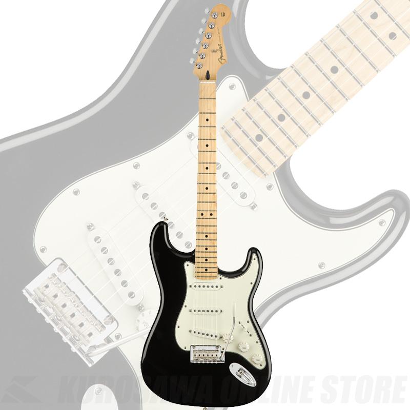 Fender Player Series Stratocaster Black/Maple Fingerborad【送料無料】 【ご予約受付中】【ONLINE STORE】