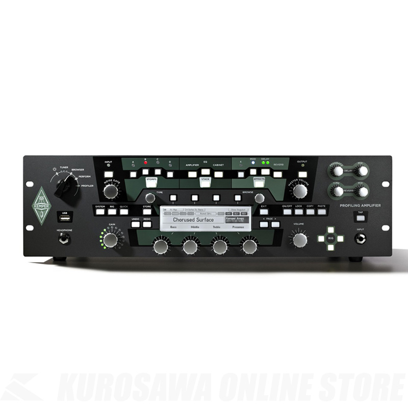 KEMPER PROFILER POWER RACK【送料無料】 【ONLINE STORE】