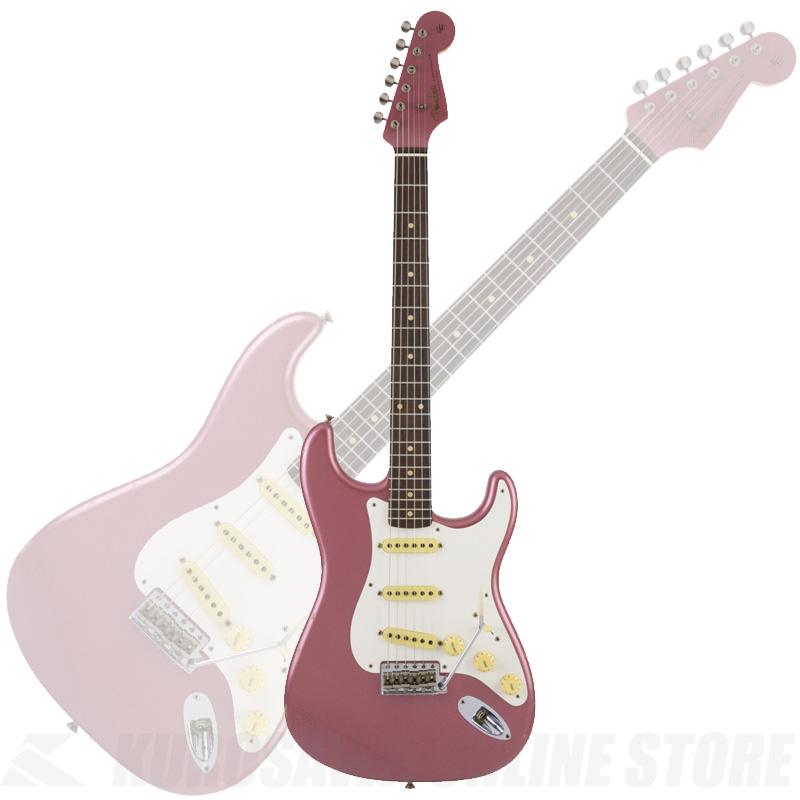 Fender Custom Shop CHAR 1959 Stratocaster Journeyman Relic (Burgundy) 【2018年11月以降入荷予定】 【ONLINE STORE】