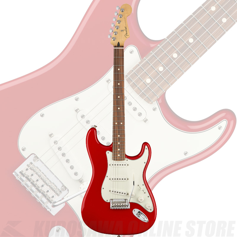 Fender Player Series Stratocaster Sonic Red/Pau Ferro Fingerborad【送料無料】 【ONLINE STORE】
