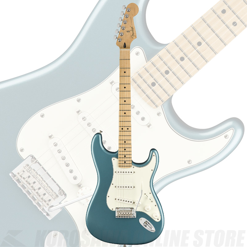 Fender Player Series Stratocaster Tidepool/Maple Fingerborad【送料無料】 【ONLINE STORE】