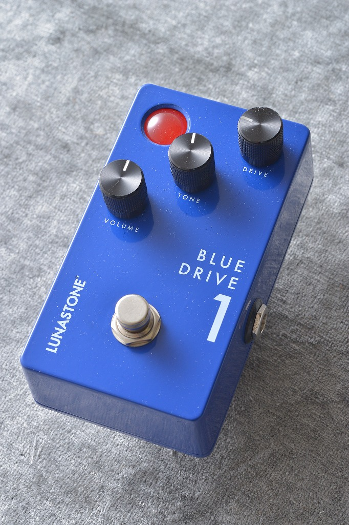 LUNASTONE Blue Drive 1《エフェクター/2018年新製品》【送料無料】 【ONLINE STORE】
