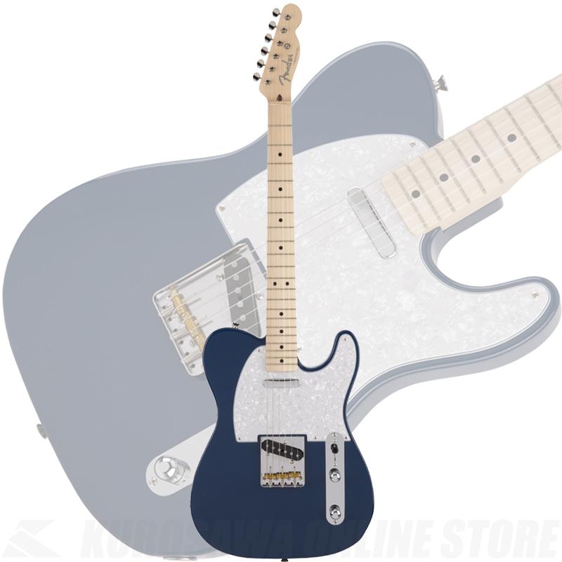 Fender Made in Japan Hybrid Telecaster,Maple Fingerboard,Indigo【送料無料】 【ONLINE STORE】