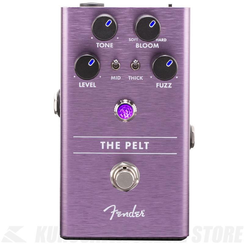 Fender The Pelt Fuzz(ザ・ペルト・ファズ)《エフェクター》【送料無料】 【ONLINE STORE】