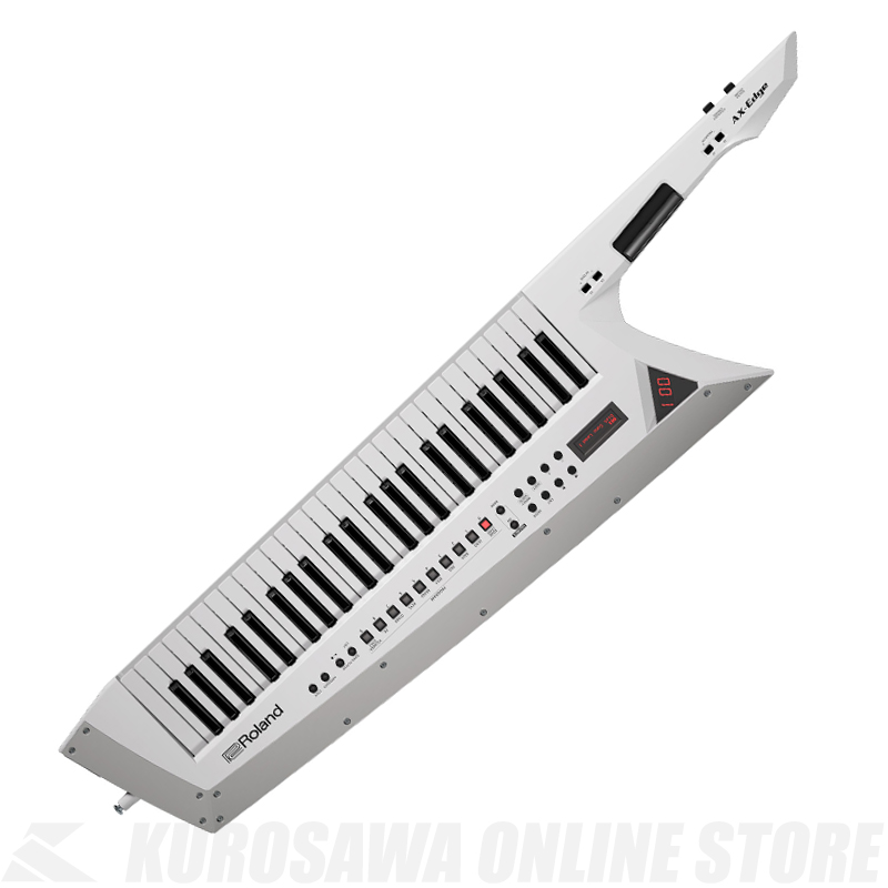 Roland AX-EDGE-W(白)《シンセサイザー》【送料無料】【ご予約受付中】 【ONLINE STORE】