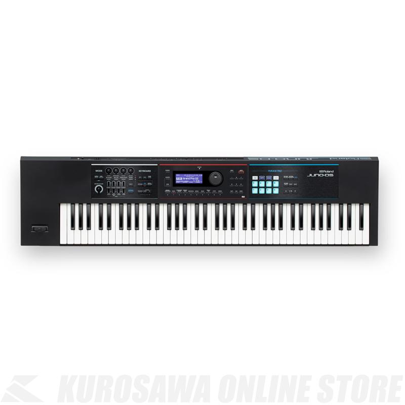 Roland JUNO-DS76《シンセサイザー/76鍵》【送料無料】【ご予約受付中】 【ONLINE STORE】