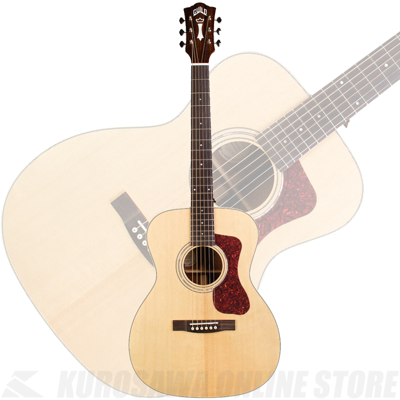 GUILD OM-140E【送料無料】(サントアンジェロAcousticケーブルプレゼント!) 【ONLINE STORE】