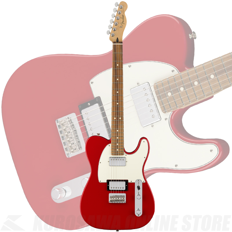 Fender Player Telecaster HH, Pau Ferro Fingerboard, Sonic Red 【送料無料】(ご予約受付中) 【ONLINE STORE】