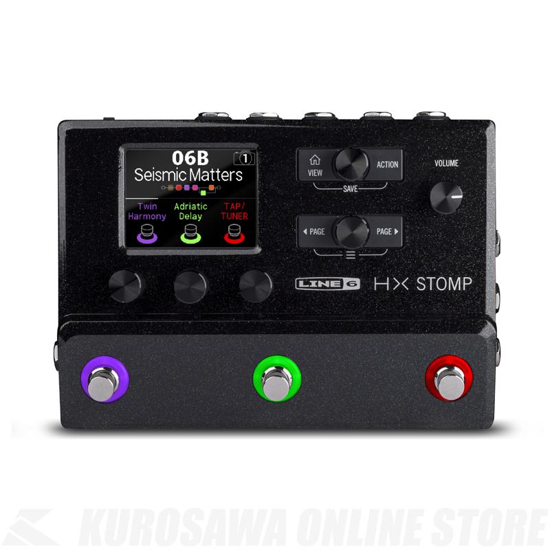 LINE 6 HX Stomp 【送料無料】【ご予約受付中】 【ONLINE STORE】