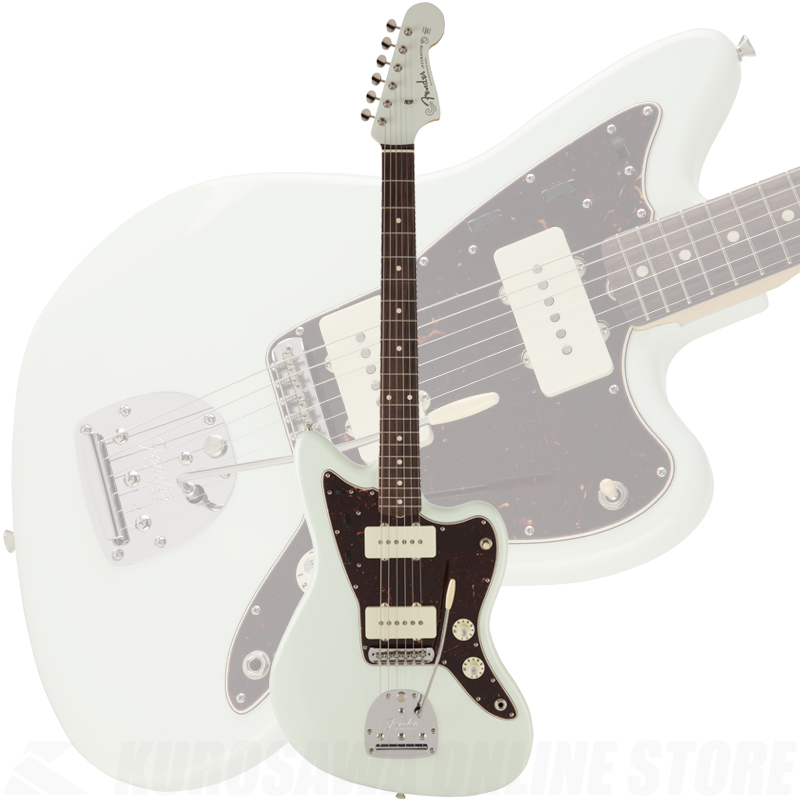 Fender Made in Japan 2018 Limited Collection 60s Jazzmaster Sonic Blue《限定生産品》【送料無料】 【ONLINE STORE】