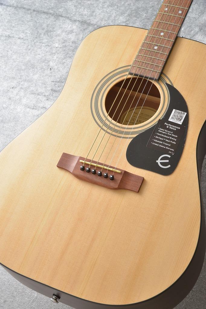 Epiphone DR-100S NAT《アコースティックギター》【送料無料】 【ONLINE STORE】