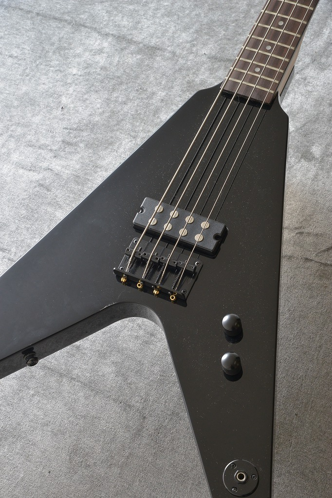 DEAN METALMAN ML / V / Z 2A / V MetalMan w/Active EQ - Classic Black [VM2A] 【ONLINE STORE】