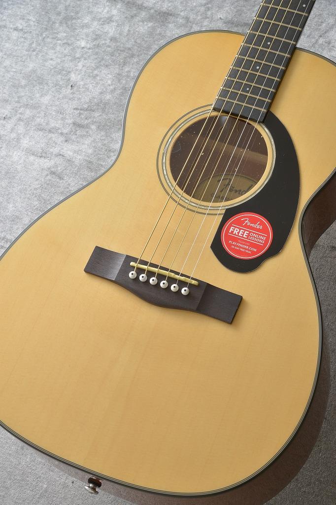 Fender CP-60S NAT Natural /WN(アコースティックギター) (送料無料) 【ONLINE STORE】