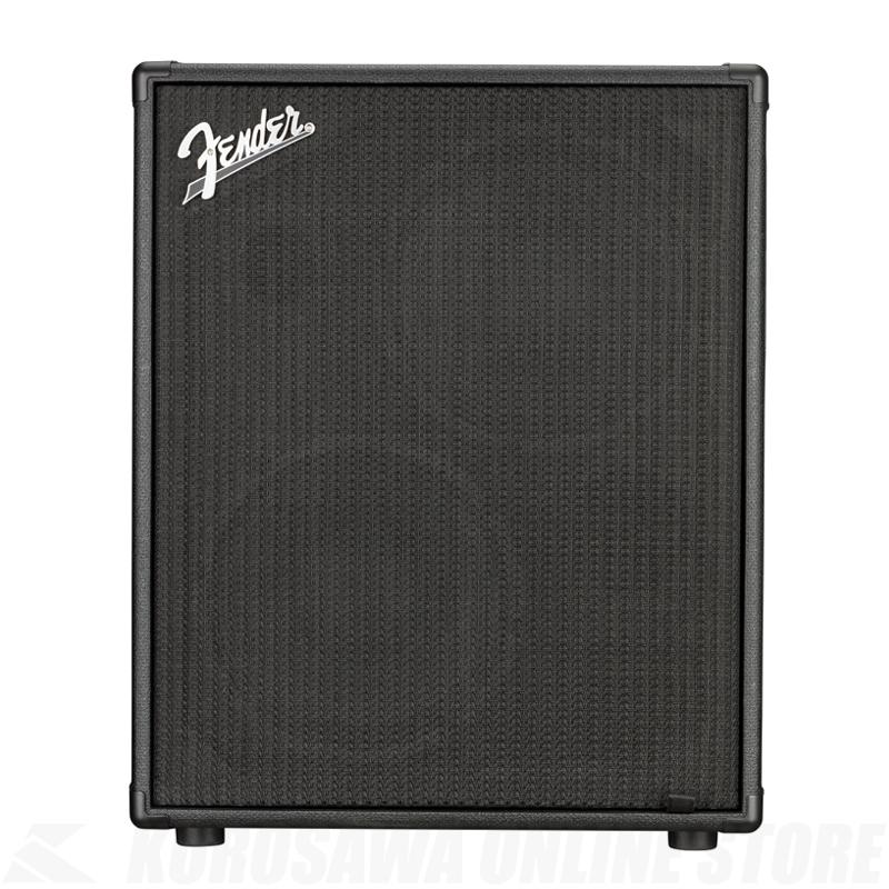 Fender RUMBLE 210 CABINET V3 BLK/BLK Cabinet《ベース用キャビネット》 【ONLINE STORE】