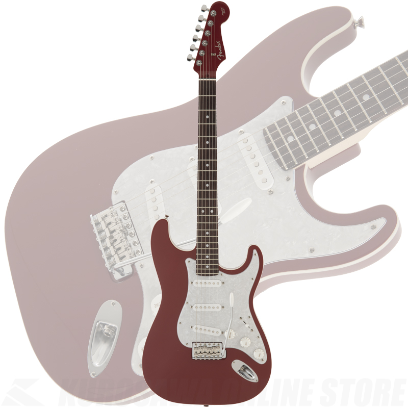 Fender FSR Aerodyne Stratocaster, Dakota Red《限定品》【送料無料】 【ONLINE STORE】