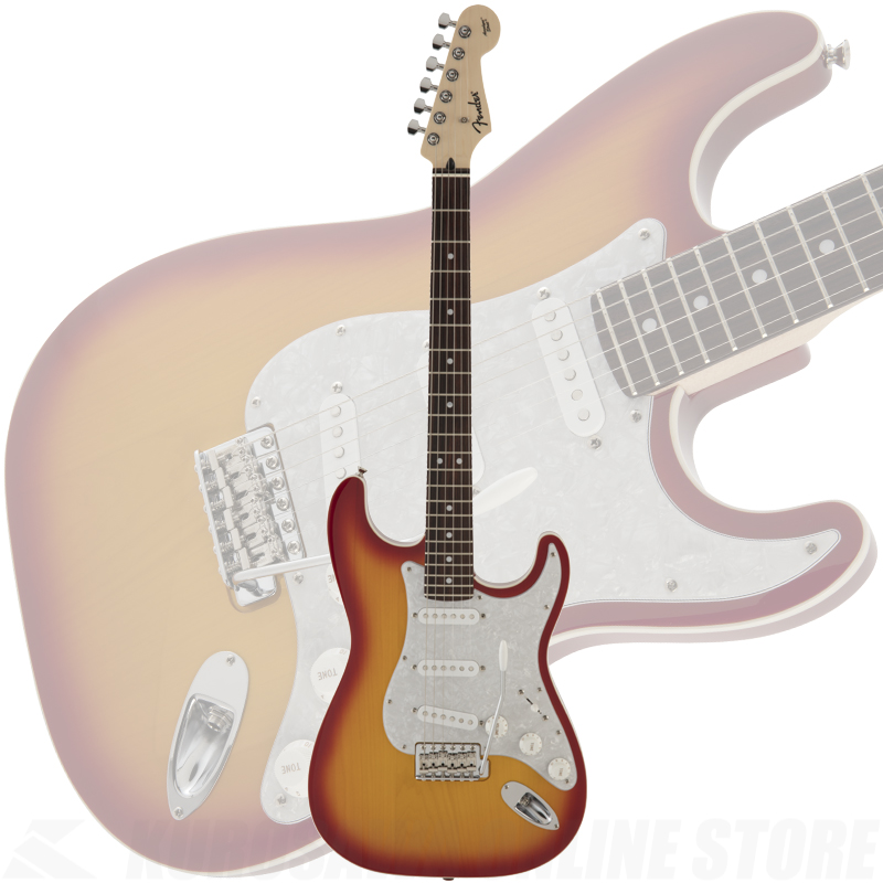 Fender FSR Aerodyne Stratocaster, Sienna Sunburst《限定品》【送料無料】 【ONLINE STORE】