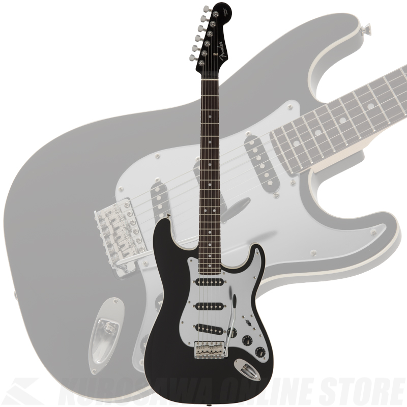 Fender FSR Aerodyne Stratocaster, Black《限定品》【送料無料】 【ONLINE STORE】
