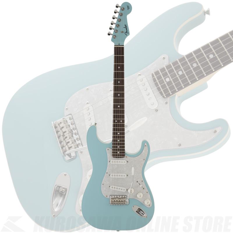 Fender FSR Aerodyne Stratocaster, Daphne Blue《限定品》【送料無料】 【ONLINE STORE】