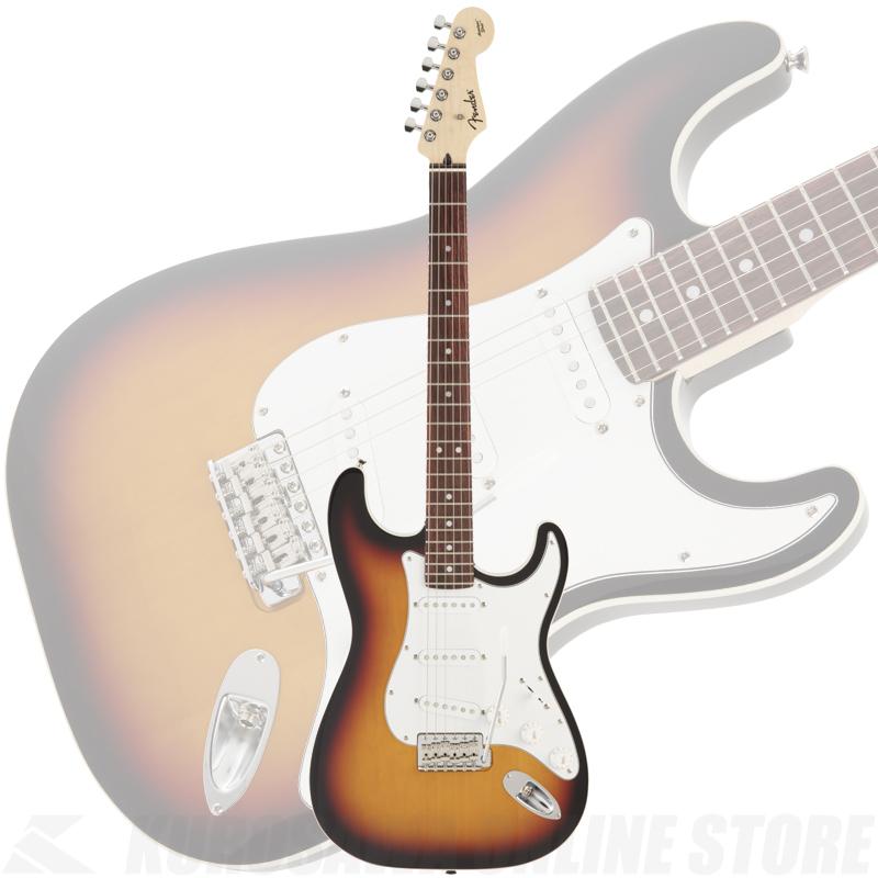Fender FSR Aerodyne Stratocaster, 3-Color Sunburst《限定品》【送料無料】 【ONLINE STORE】