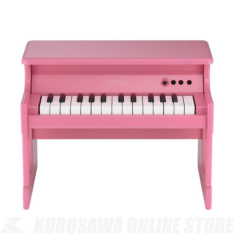 KORG tiny PIANO Pink [11/30までの期間限定特価]【送料無料】 【ONLINE STORE】