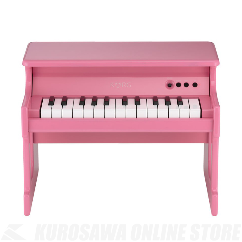 KORG tiny PIANO Pink [期間限定特価]【送料無料】 【ONLINE STORE】