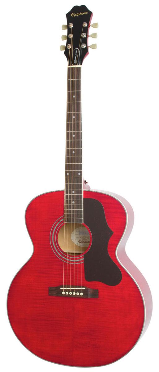 Epiphone EJ-200 Artist (Wine Red/Flame Maple Top)[EAEAWRNH3]《アコースティックギター》【送料無料】