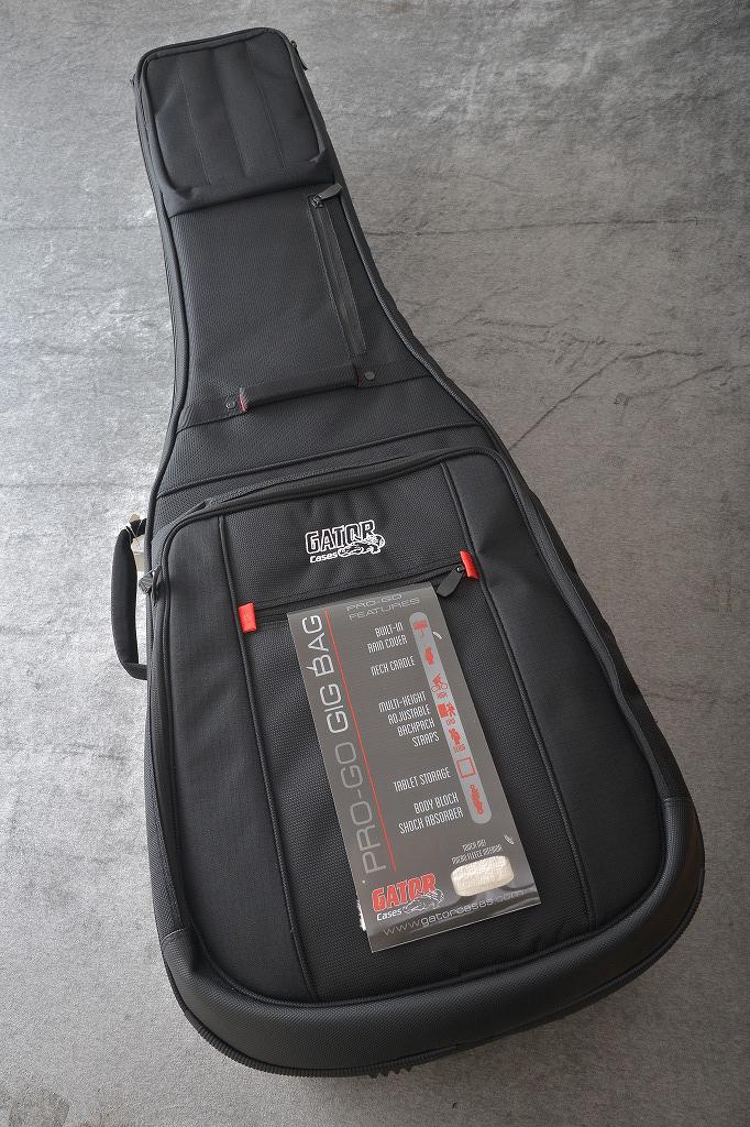GATOR G-PG ELECTRIC《エレキギター用/レインカバー付き多機能セミハード》【送料無料】 【ONLINE STORE】