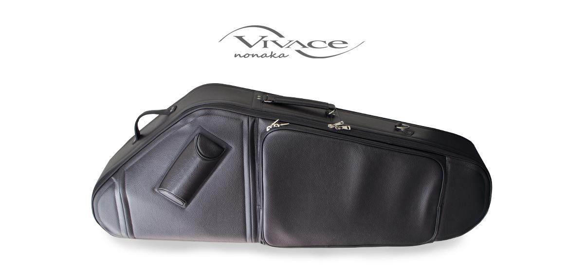 VIVACE ヴィヴァーチェ バリトンサックス用セミハードケース リュック式