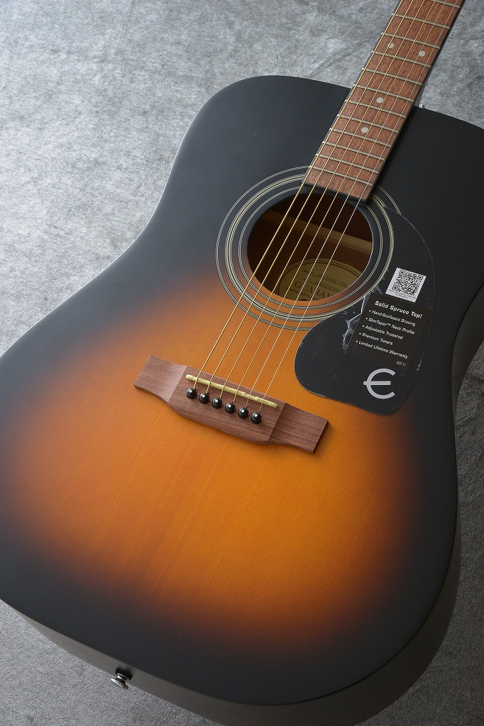 Epiphone DR-100S VS《アコースティックギター》【送料無料】 【ONLINE STORE】