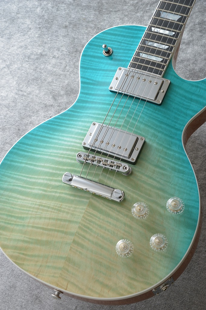 Gibson Les Paul High Performance 2019 Seaform Fade 【ONLINE STORE】