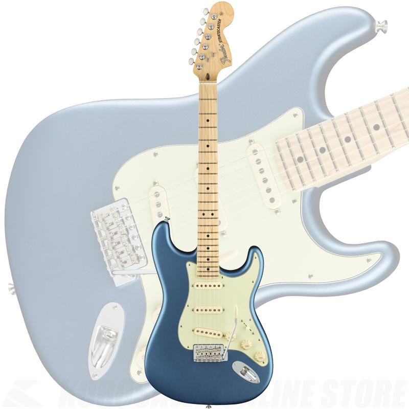 Fender American Performer Stratocaster, Maple Fingerboard, Satin Lake Placid Blue【ONLINE STORE】