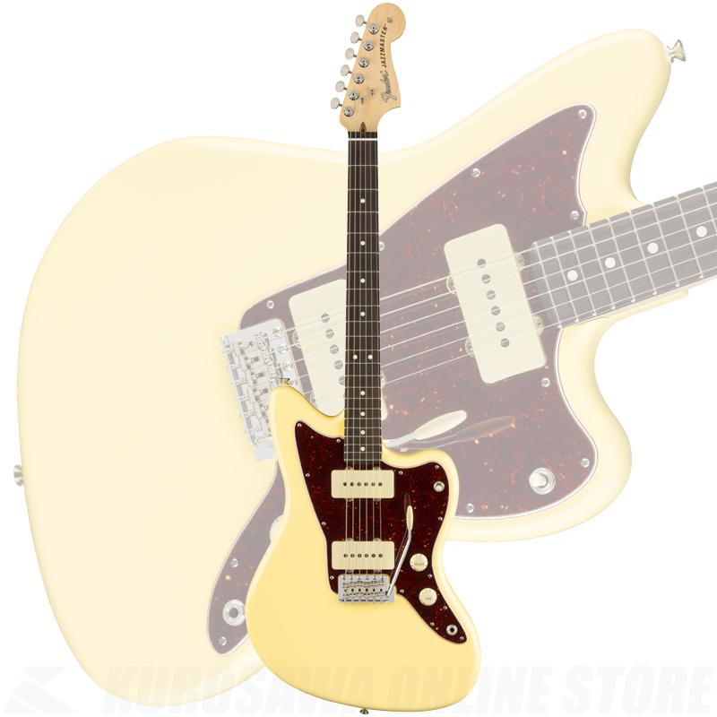 Fender American Performer Jazzmaster, Rosewood Fingerboard, Vintage White (ご予約受付中)【ONLINE STORE】